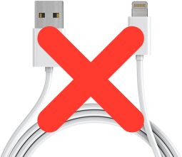 Skip quicktime and the lightning cable